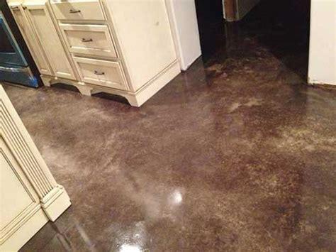 DIY Painted and Stained Concrete Floors ? iSeeiDoiMake