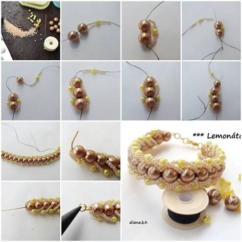 Handmade Bracelets Tutorial - 43 best images about jewelry jewelry related on