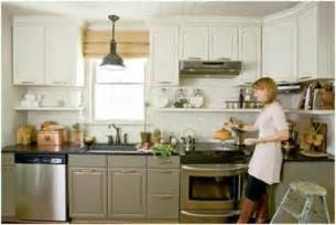 Kitchen Cabinets Different Colors Roundup Painted Wood Floors Roomology