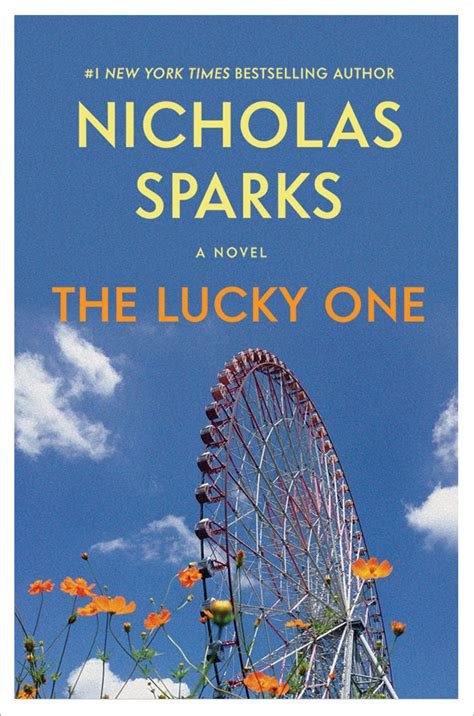 lucky books the lucky one book reviews in books chickadvisor