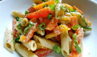 recipe vegetable pasta zee news