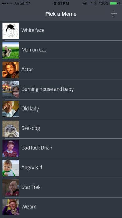 Best Meme Apps For Iphone - app shopper best memes entertainment
