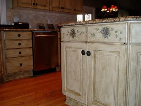 Faux Painted Kitchen Cabinets by Kitchen Cabinet Painting Ideas Faux Painting Kitchen Cabinets