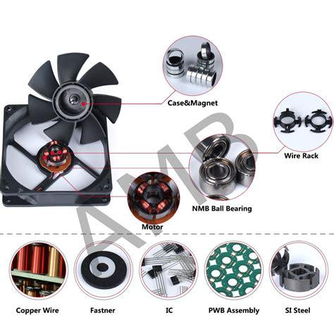 small dc fan motor ambeyond fan30x30x10 mini fan low voltage 5v 6v 8v 12v