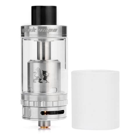 Griffin Mini 25mm Top Airflow Authentic buy original geekvape griffin 25 mini rta atomizer silver at gearbest goods catalog