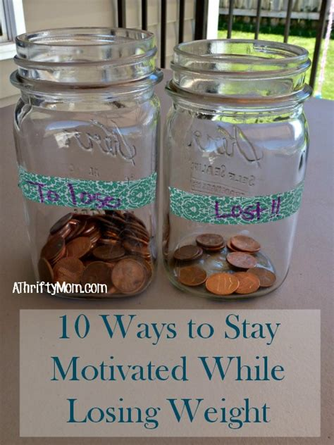 10 Ways To Stay Motivated On A Diet by ヾ ノ10 Ways To Stay Motivated ᗖ While While Losing