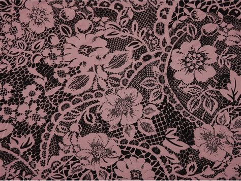 patterned jersey fabric printed viscose jersey fabric pink on black