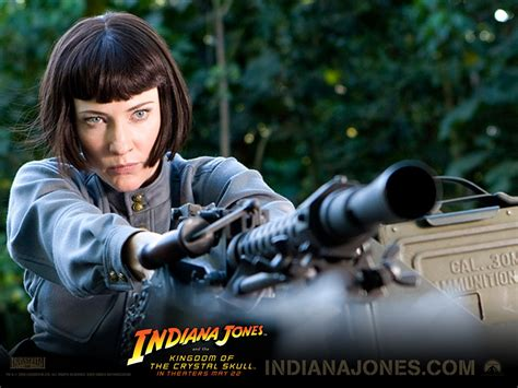 Cate Blanchett Could In New Indiana Jones by Hd Indiana Jones And The Kingdom Of The
