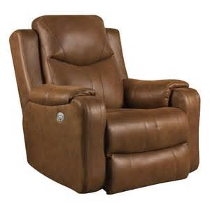 southern motion marvel wall hugger recliner with power