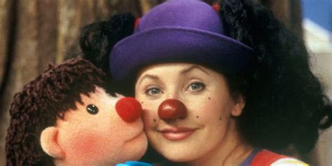 the big comfy couch red light green light remember loonette the clown on the big comfy couch