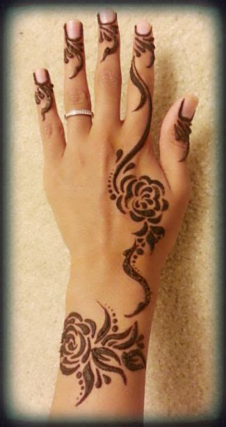 easy tattoo kräm اروع ما تتخيلي نقش حناء عروس 2014 كوشات أعراس