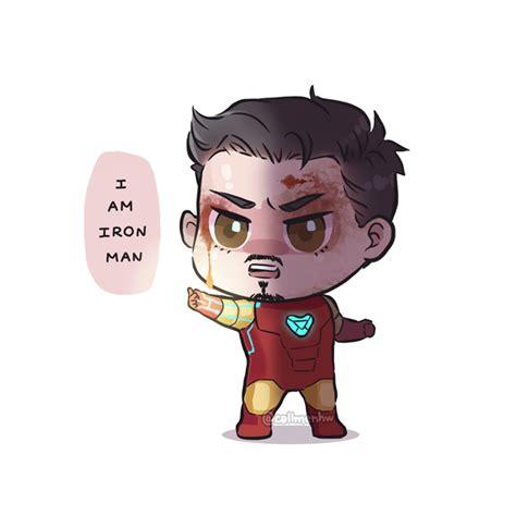iron man tony stark avengers endgame