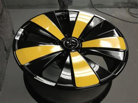 custom painted vw beetle rim  london wheel repair london wheel repair pinterest vw