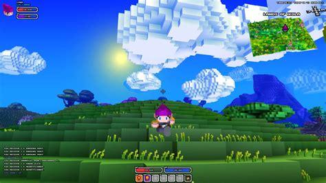 Lego Minecraft Cube World 2 cube world pc version
