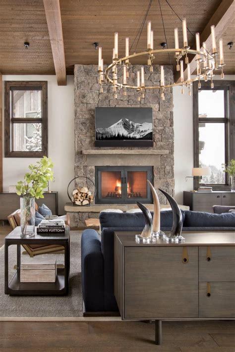 muebles de salon rustico moderno 1001 ideas sobre decoraci 243 n de salones r 250 sticos modernos