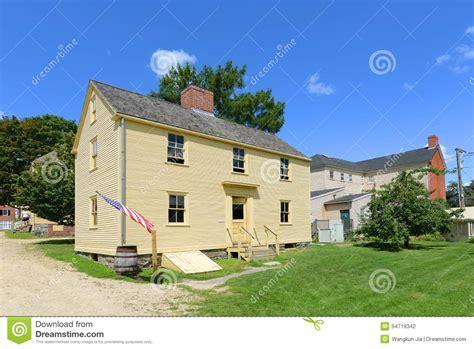 jackson house jackson house portsmouth new hshire stock photo image 54719342