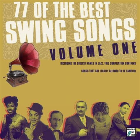 famous swing song 77 best swing songs vol 1 authentic download jazz