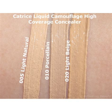 Ink Lipquid The Shop Harga catrice liquid camouflage 010 porcelain waterproof