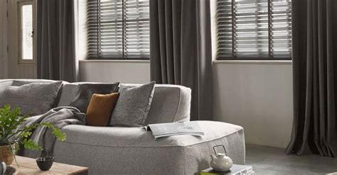 interieur ideeen robuust zachte linnen gordijnen in een robuust interieur mrwoon
