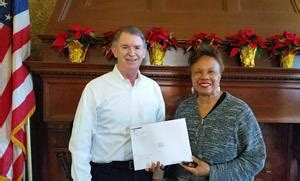 gcp applied technologies donates $10,000 to mayor's fire