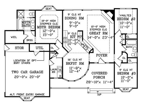 small split level house plans planning ideas split level house floor plans