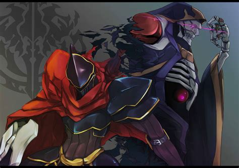 Myanimelist Overlord by Anime Overlord Overlord Ainz Ooal Gown Wallpaper Anime