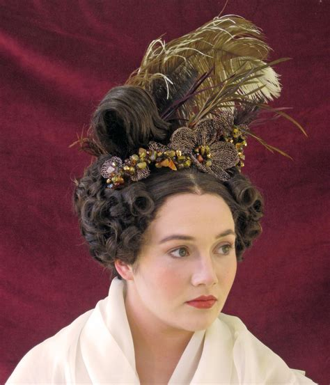 hairstyles from 1830s thumper 1830s the ladies of 2 318