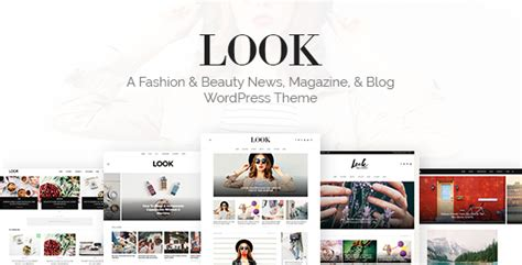 themeforest blog themeforest look download a fashion beauty news
