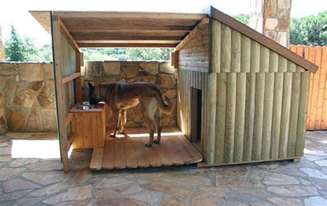 porch dog house 41 cool luxury dog houses for your pooch