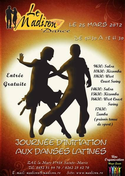 madison west coast swing guide r 233 union initiation aux danses latines