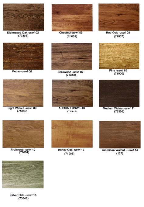 vinyl plank flooring colors alyssamyers
