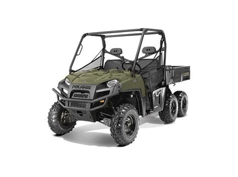 2016 Polaris Ranger 6x6 800 Efi Side By Side by Polaris Ranger 6x6 800 Motorcycles For Sale