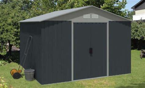 abri de jardin metal 7m2 quel mat 233 riau de construction pour votre abri de jardin stmb construction