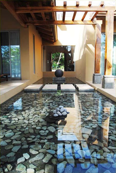 beautiful backyard ponds  water garden ideas