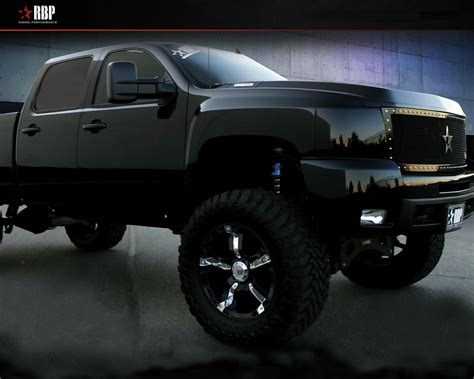 jacked up trucks truck appearance packages auto fx performance