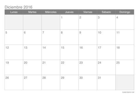 Calendario 2018 Español Icalendario Calendario Gratis En L 237 Nea