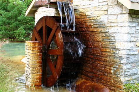 Image Gallery waterwheel