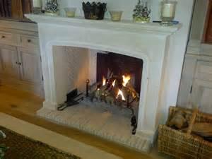 cheminee foyer ouvert gaz