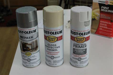 spray paint primer for metal a more streamlined door retroranchrev s