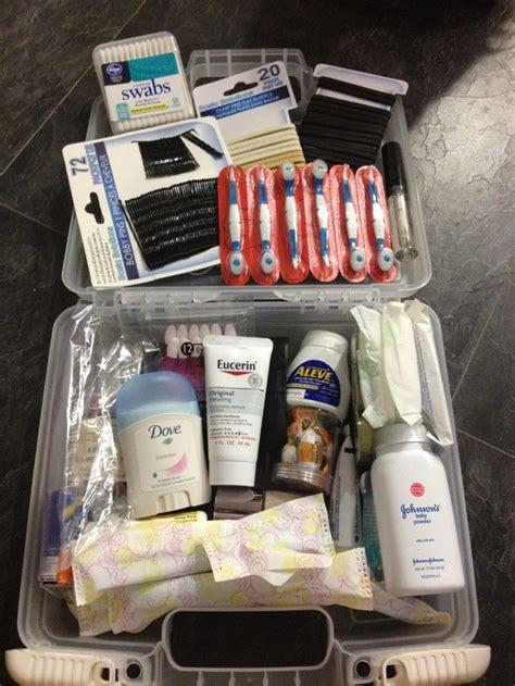 bathroom survival kit 236 best wedding emergency kit images on pinterest