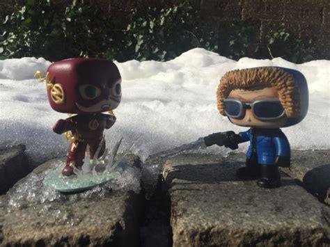 Funko Pop The Flash Captain Cold custom spotlight the flash captain cold by hungry ghost popvinyls