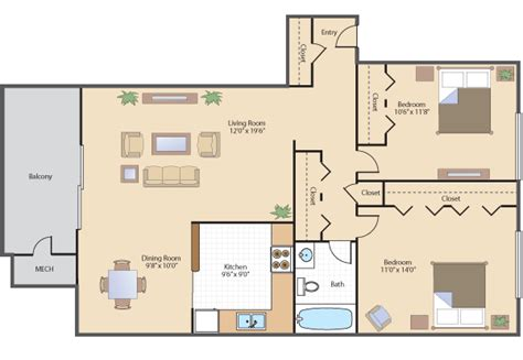 two bedroom apartments in riverdale md auburn manor