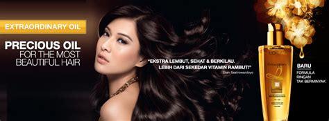 Serum Loreal Untuk Rambut l oreal extraordinary serum rambut nitaskincare