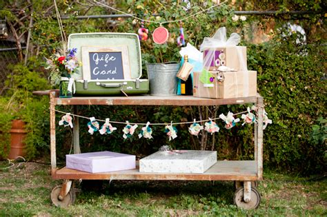 backyard gifts eclectic backyard wedding star duncan part 2 green