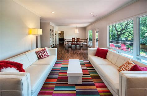 colorful rugs for living room interior design on a budget 10 tricks that maximize style