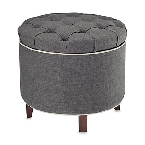 buy safavieh ottomans from bed bath beyond buy safavieh amelia storage ottoman from bed bath beyond