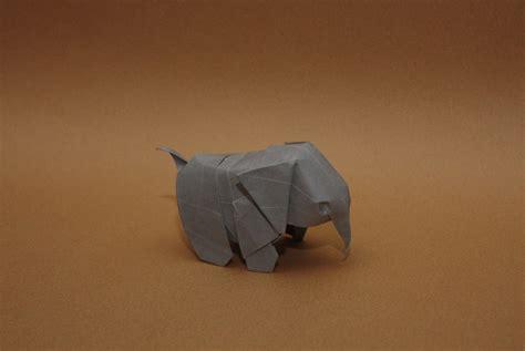 Baby Elephant Origami - 31 origami elephants to fold for the elephantorigamichallenge