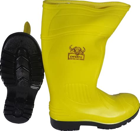 safety boot petrova yellow wayne yellow safety boot with toe cap wy1278 safety
