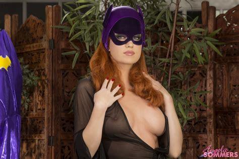 angela sommers batgirl