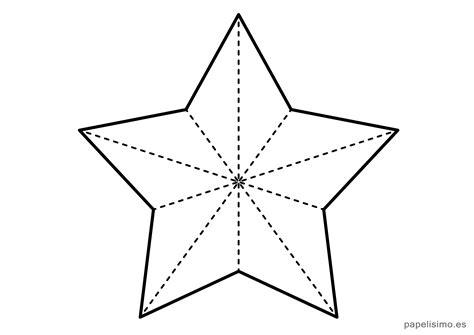 plantilla árbol de navidad para imprimir plantilla estrella cinco puntas navidad grande adorno navidad